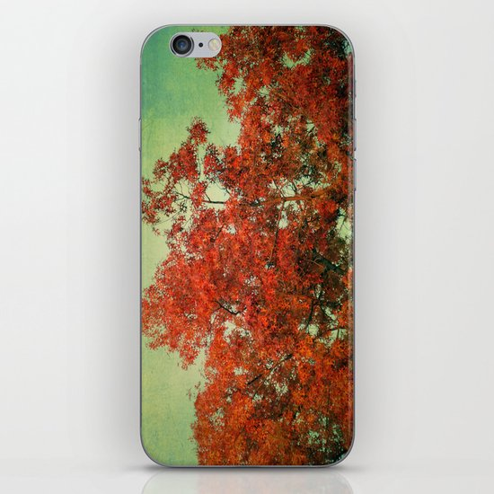 October Finale iPhone & iPod Skin