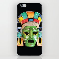 Masks Of Mexico iPhone & iPod Skin