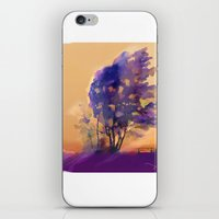 Huron Sunset iPhone & iPod Skin
