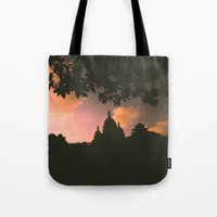 Sacre-Coeur, Paris. Tote Bag