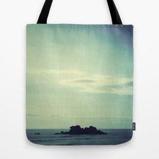 Island. Tote Bag