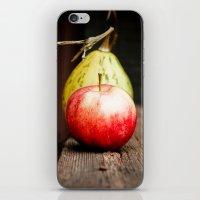 Autum Apple iPhone & iPod Skin