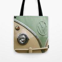 VW Camper Classic Tote Bag