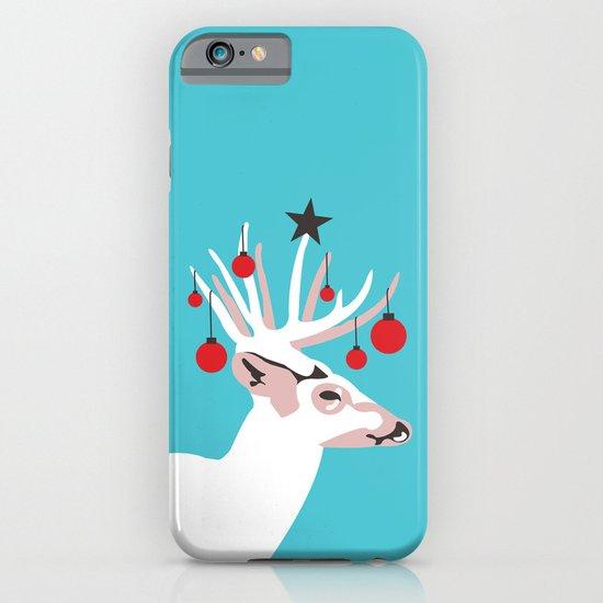 Deer with Cheer iPhone & iPod Case