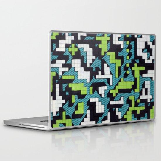 Bad at Tetris Laptop & iPad Skin