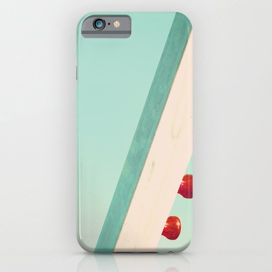Blue Carnival  iPhone & iPod Case
