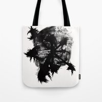 Chaos Symbol Tote Bag