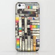 VHS iPhone 5c Slim Case