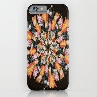 Flemish Floral Mandala 2 iPhone 6 Slim Case