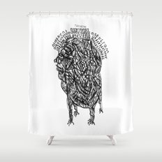 20120122? Shower Curtain