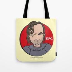 Every Fucking Chicken  Tote Bag