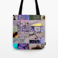 The World From My Comput… Tote Bag
