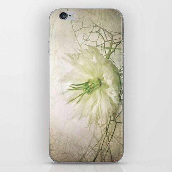 Love in the Mist iPhone & iPod Skin