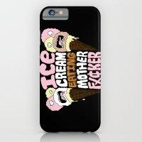 Ice Cream Eater iPhone 6 Slim Case
