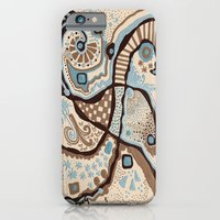 Crowded Land  iPhone 6 Slim Case