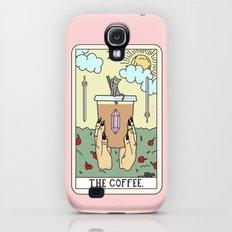 COFFEE READING Slim Case Galaxy S4