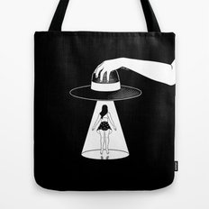 Take Me Away Tote Bag