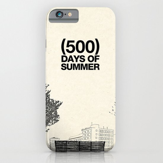 (500) Days of Summer iPhone & iPod Case