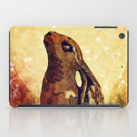Moonstruck Hare iPad Case