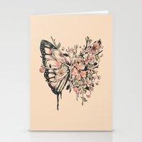 Metamorphora Stationery Cards