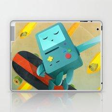 Gleaming the Bubble Laptop & iPad Skin