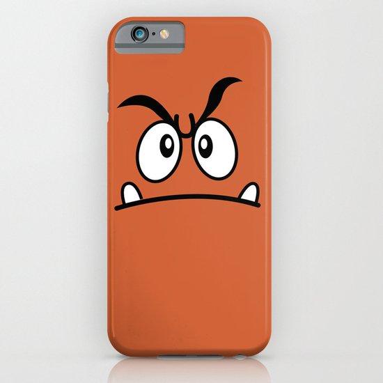 Minimalist Goomba iPhone & iPod Case