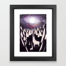 Idolize Framed Art Print