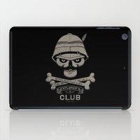 Explorer's Club iPad Case