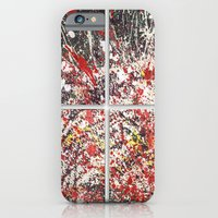 iPhone & iPod Case featuring Trezzo - quadriptych (4 panels) by Bruce Stanfield