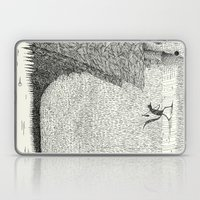 'The Field By The Forest… Laptop & iPad Skin