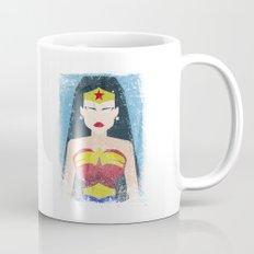 Wonder Grunge Woman Mug