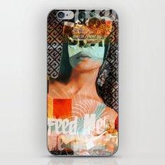 Solange der Vorrat reicht · Feed Me! 2 iPhone & iPod Skin
