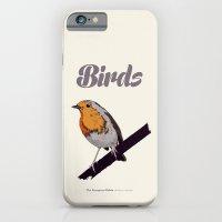 BIRDS 02 iPhone 6 Slim Case