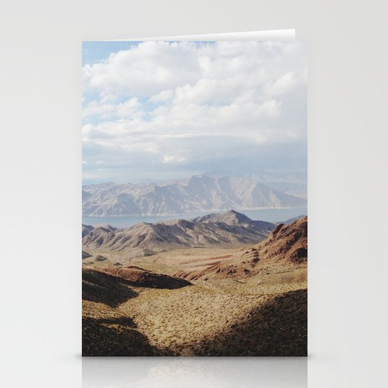 Lake Mead Stationery Card