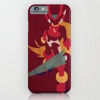 Megaman Zero iPhone 6 Slim Case