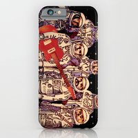 Astronauts With Guitar iPhone 6 Slim Case