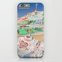 Painted Mountain iPhone 6 Slim Case