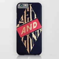 Sea And Land iPhone 6 Slim Case