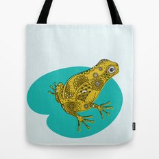A new pad Tote Bag