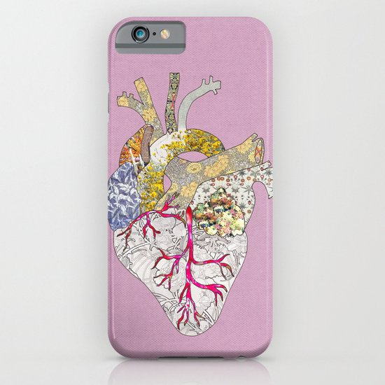 my heart is real iPhone & iPod Case
