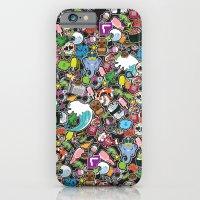 Sticker Bomb iPhone 6 Slim Case