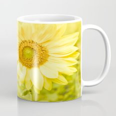 Smiling sunflower Mug