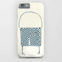iPhone & iPod Case featuring Life is not easy  by Nayoun Kim