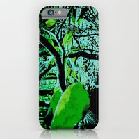 iPhone & iPod Case featuring Garden in Eclipse by Jussi Lovewell