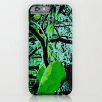 Garden In Eclipse iPhone 6 Slim Case