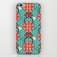 Creative Pattern iPhone & iPod Skin