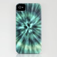 iPhone Cases featuring TIE DYE II by Nika