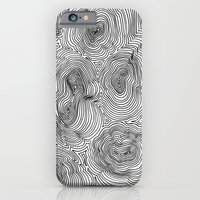 iPhone & iPod Case featuring Contours by Marion Cromb