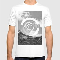 Voyage Dans Le Temps Mens Fitted Tee White SMALL