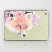 Fox & Foxgloves  Laptop & iPad Skin